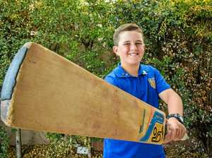 BAT-TLE READY: Junior cricketers take over the Valley