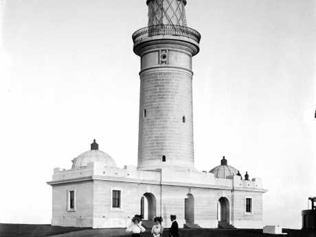 The Macquarie lighthouse will celebrate 200 years since its construction in November. Picture: Sydney Harbour Trust