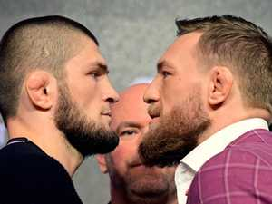 'Child abuse': McGregor clan's Khabib smackdown