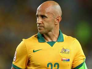 More Green Than Gold: How Socceroos hero has gone to pot