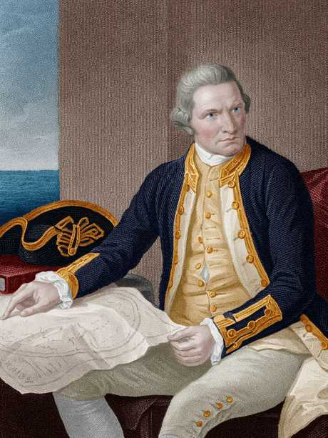 Virtual reality could bring Captain Cook's arrival into Sydney Harbour for the first time to life.