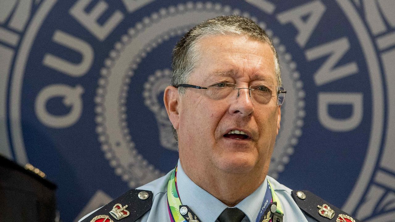 Police Commissioner Ian Stewart. Picture: Jerad Williams