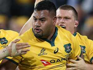 Tupou crunches way into Wallabies pack