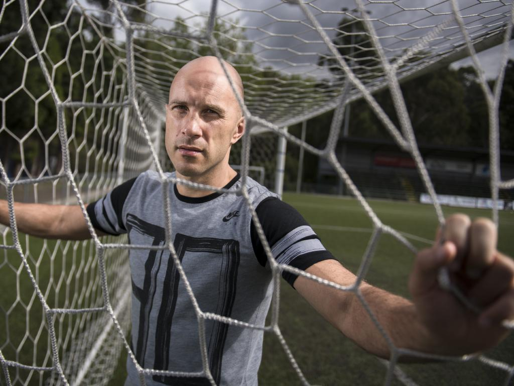 Mark Bresciano has opted for a surprise career change.