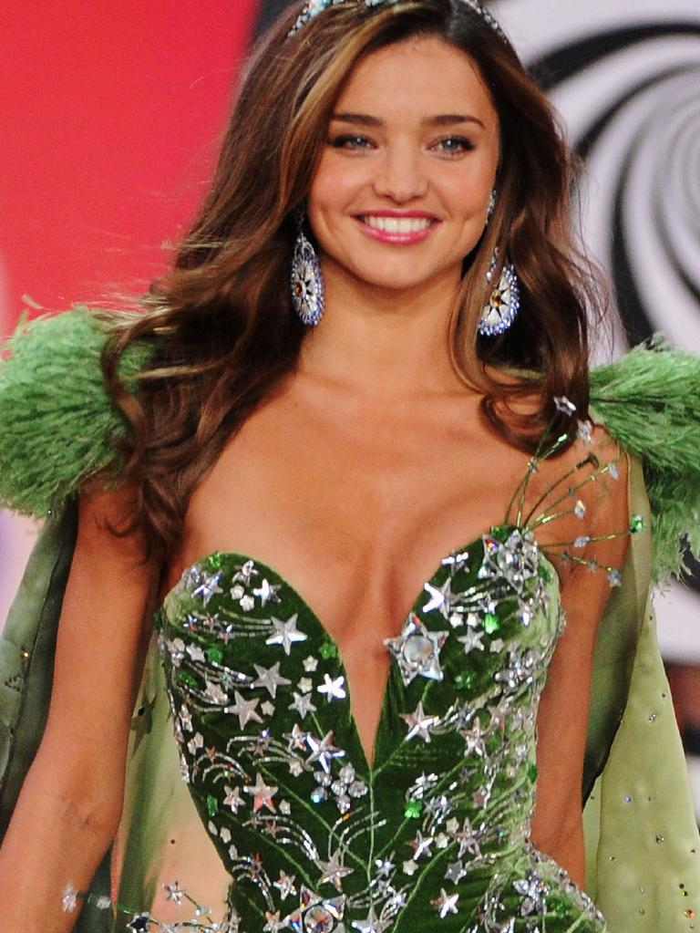 Victoria's Secret Angel Miranda Kerr. Picture: Getty