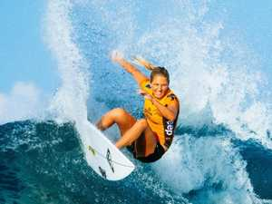 Aussie surfer one win from seventh world crown