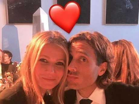 Gwyneth Paltrow is engaged to long-term boyfriend Brad Falchuk. Picture: Instagram