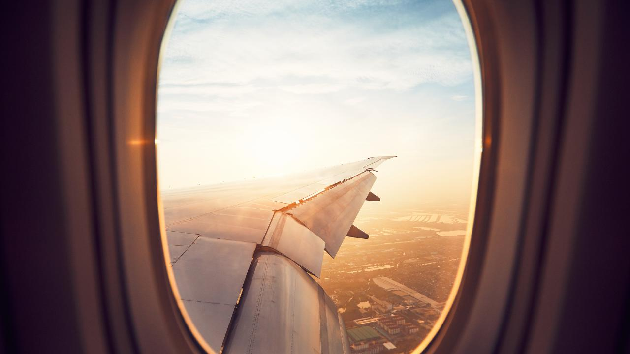 He was always a nervous flyer but after a recent Europe flight that nearly broke him he decided to try and conquer his fears. This is what happened.