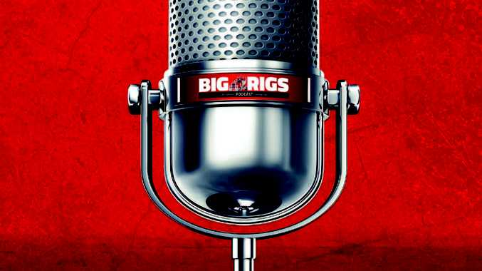 The Big Rigs Podcast Season Three