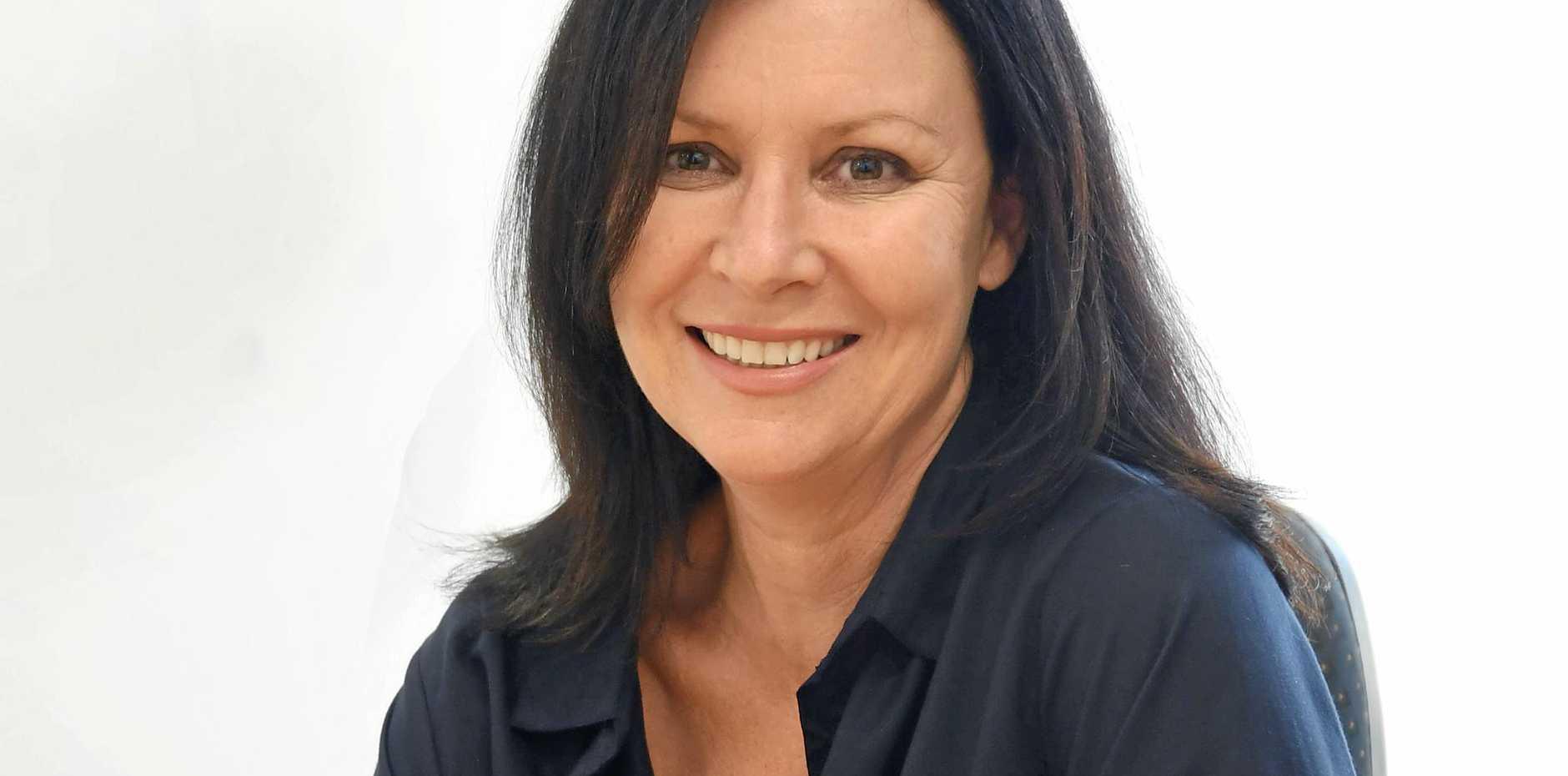 Gympie Times Editor Shelley Strachan
