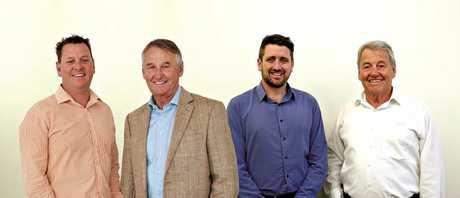John Scott Madill, Garth Madill, Adam Madill and John Madill.