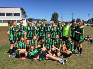 Football team spirit kicks on after grand final win