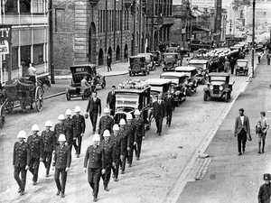 Bank robber's cop killing shook city in the 1930s
