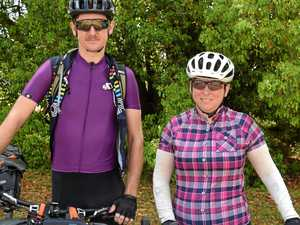 Fancy a 300km bike ride? Cyclists enjoy our rail trail