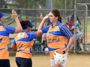 Bay pitcher Ritter named to represent Queensland