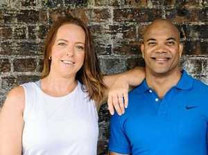 Power couple's thriving biz