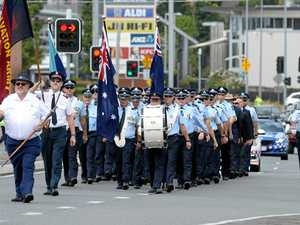 Special day celebrates police officers' work, sacrifice