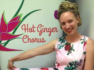 Fifties Fever strikes Coast in Hot Ginger Chorus concerts