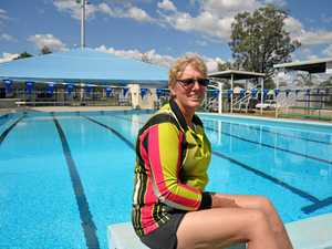Monto pool makes a splash this summer with fitness classes