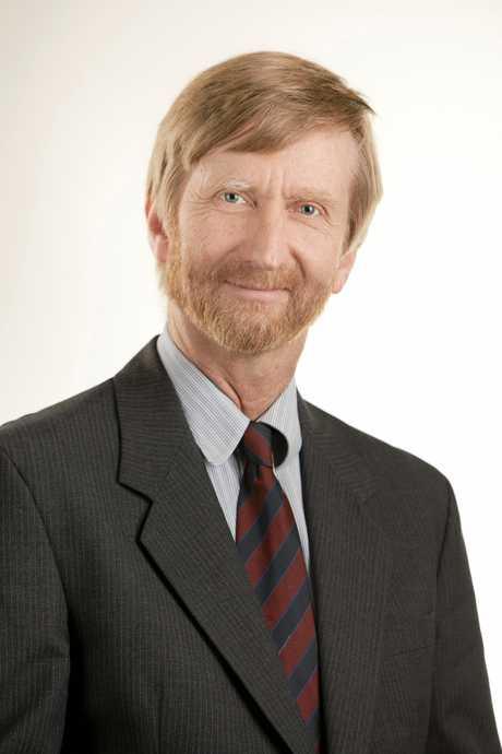 University of Queensland's Professor David Cliff.