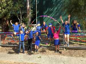 Kandanga youngsters aim for back-to-back scarecrow win