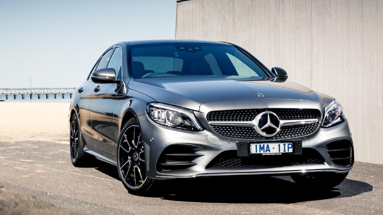 2019 Mercedes-Benz C-Class.