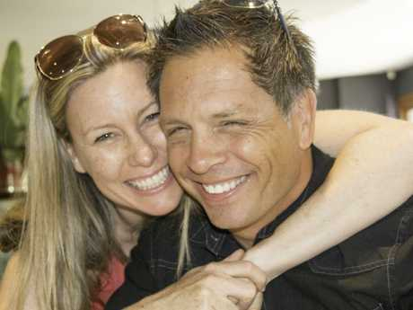 Justine Damond and her fiance Don Damond lived together for two years before her death. Picture: Supplied
