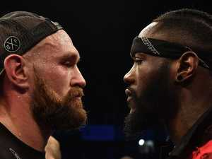 Wilder, Fury agree venue for title showdown