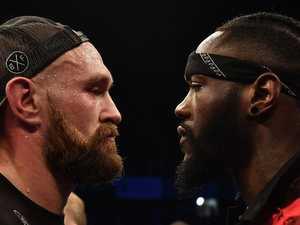 Wilder, Fury agree venue for title showdown