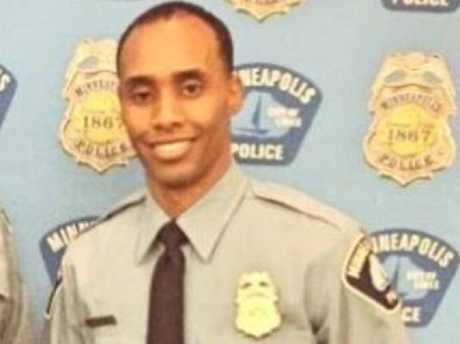 Mohamed Noor, the Minneapolis police officer who is shot and killed Justine Damond. Picture: Supplied