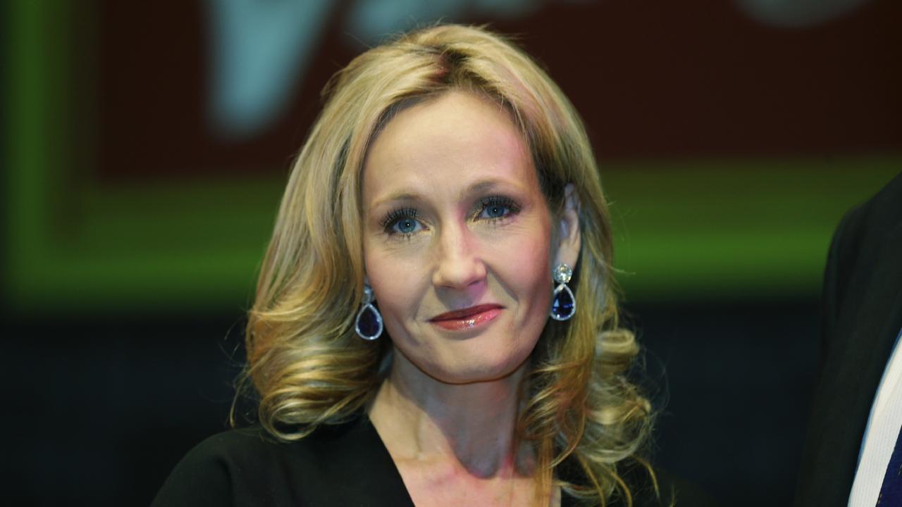 "J.K. Rowling has addressed claims that casting a South Korean woman as Nagini was a ""garbage"" decision. Credit: AP Photo/Lefteris Pitarakis, File"