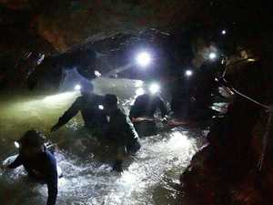 Little known fact about Thai cave rescue
