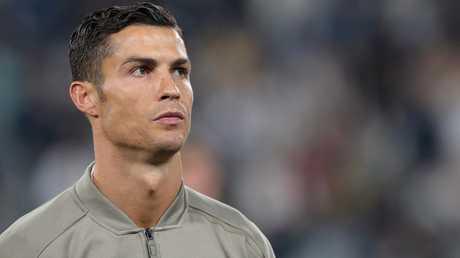 Ronaldo is a lucky boy!