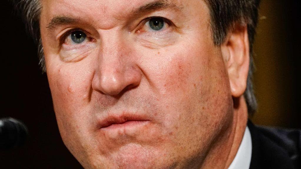 Supreme court nominee Brett Kavanaugh. Picture: AFP