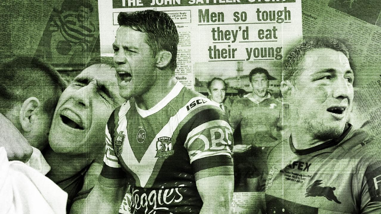 Rugby league's toughest grand final performances.