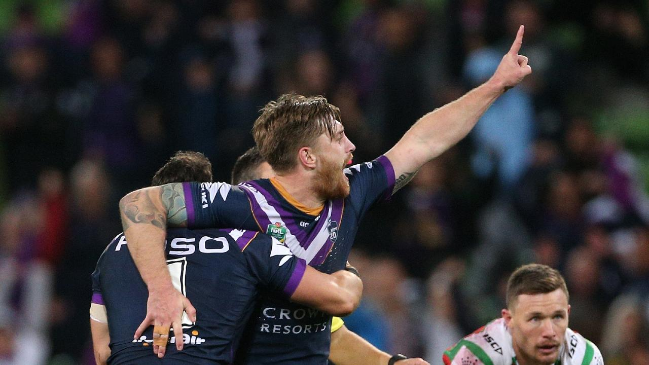 Cameron Munster could again prove match-winner on the big stage. (AAP Image/Hamish Blair)