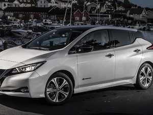 Nissan's Leaf to make Aussie comeback with 200km range