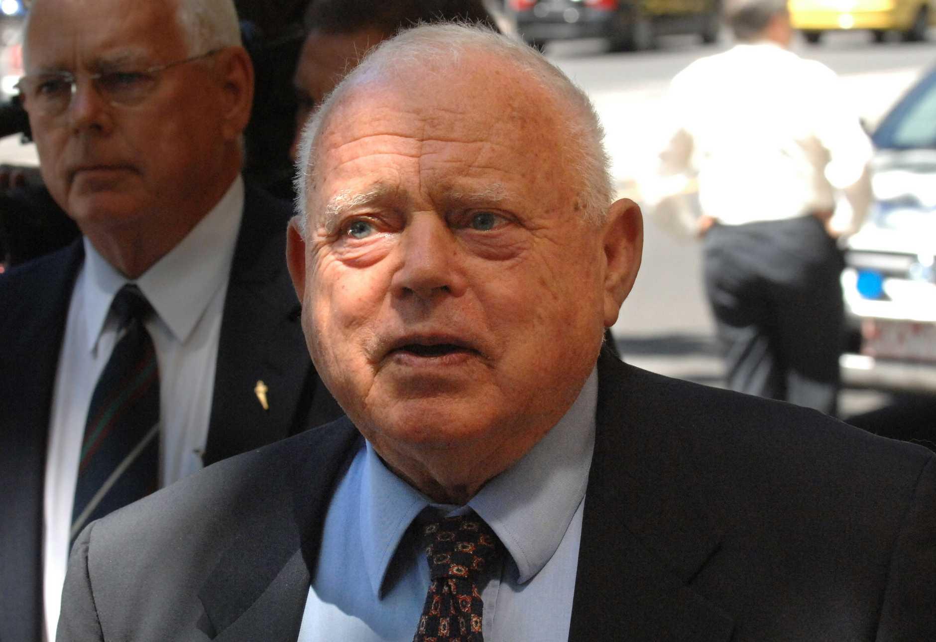 Bob Jane Dies Source: AAP