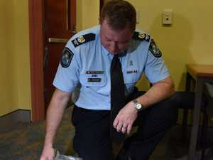 Toowoomba police raids uncover drugs and weapons