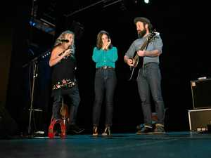 The Waifs hit high notes in Bundaberg