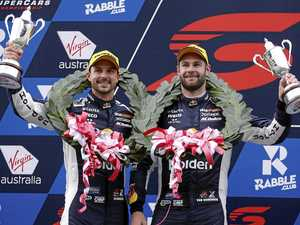 Bathurst comes second for Supercars leader van Gisbergen
