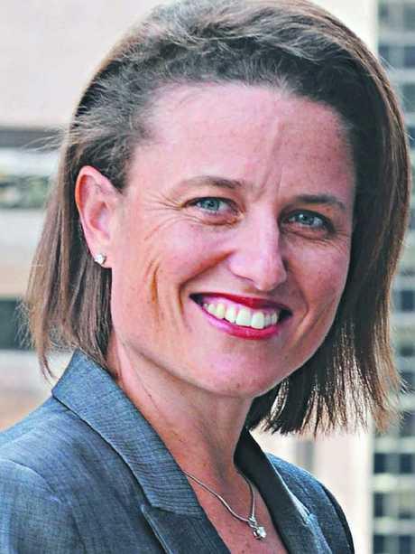 Acting ABC chair Kirstin Ferguson. Picture: Patria Jannides