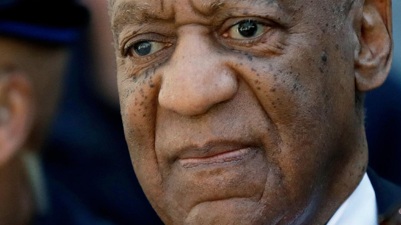 Comedian Bill Cosby was sentenced to three to 10 years in prison on three counts of indecent assault on Tuesday. Picture: AP Photo/Matt Slocum