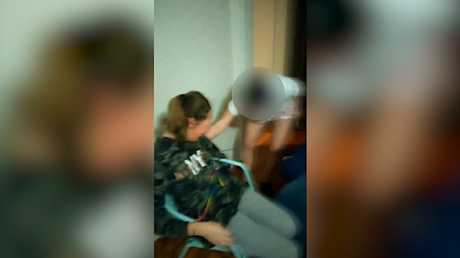 Kayla Kendrigan was allegedly tied to a chair and tortured before being thrown off a bridge. A video of part of the alleged incident emerged on Facebook.