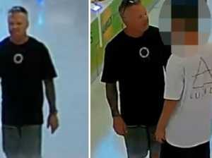 CCTV of unprovoked attack on boy at Kawana Shoppingworld