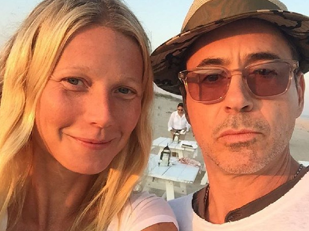 Paltrow's Iron Man co-star Robert Downey Jr is expected to be among the A-listers attending the ceremony.