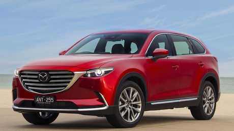 Roughly $5000 off. Mazda's CX-9. Picture: Supplied.