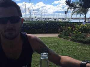 Bundy drink-drive burnout fool blames crash on wedding stress