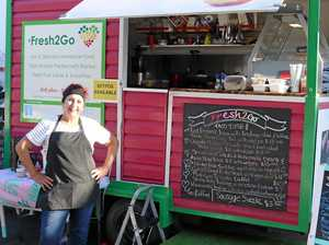 The little pink hut creating big taste sensations