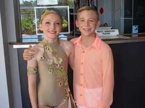 Young performers shine bright at dance festival